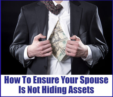Divorce Attorney Long Island Asks: Do You Think Your Spouse is Hiding Assets?