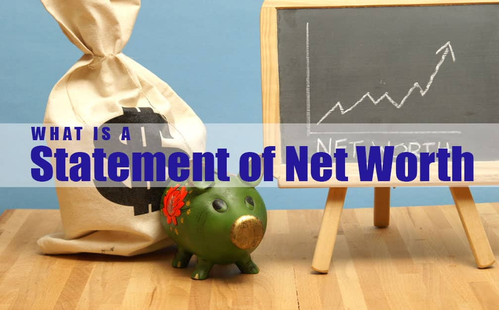 Why Is a Statement of Net Worth Important in a Long Island Divorce?