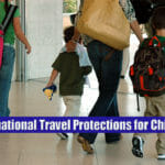 International Travel Protections for Long Island children