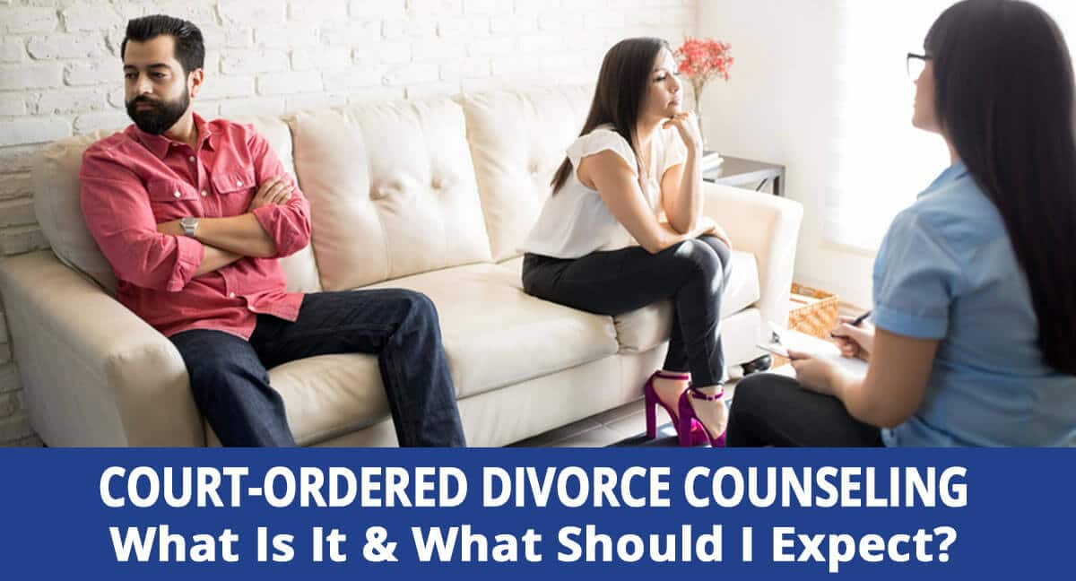 court ordered divorce counseling