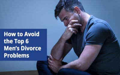 6 Divorce Problems Men Face & How to Avoid Them